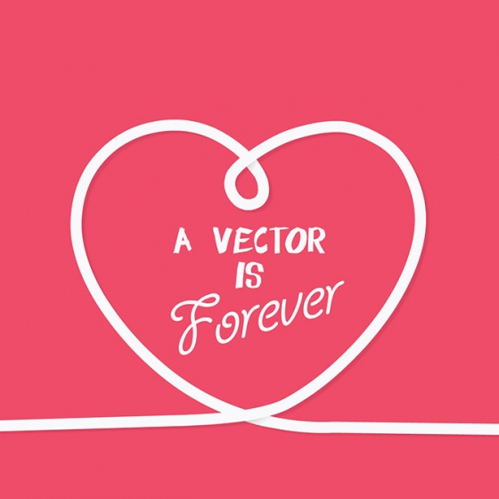 Post-It: A Vector is Forever