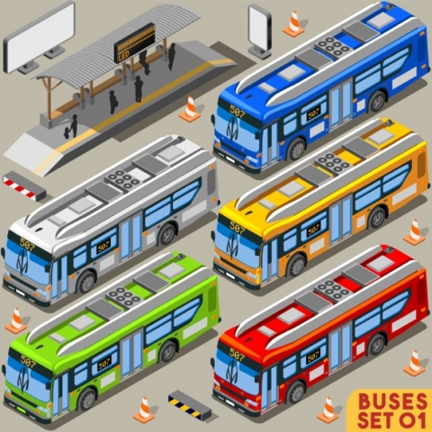 Public Transport Vehicles