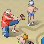 Isometric Free Time People