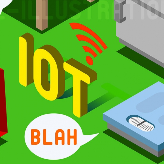 Internet of Things: The Chatter of Things [Part II]