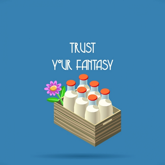 Post-It: Trust Your Fantasy