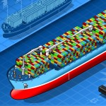 Delivery Ship Vehicles 3D