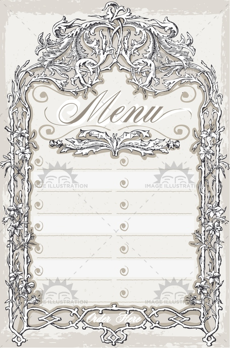aged, ancient, antique, background, banner, bar, cook, country, crayon, cuisine, decoration, dinner, foliage, food, freehand, gastronomy, graphic, handwriting, liberty, menu, old, page, restaurant, retro, sepia, typography, vintage, western