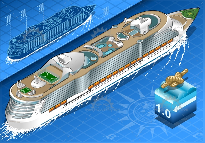 background, blue, boat, caribbean, cruise, ferry, holiday, isometric, journey, liner, luxury, maritime, nautical, ocean, overseas, passenger, pool, sail, sailboat, sea, ship, tourism, transport, travel, vacancy, vacation, yacht