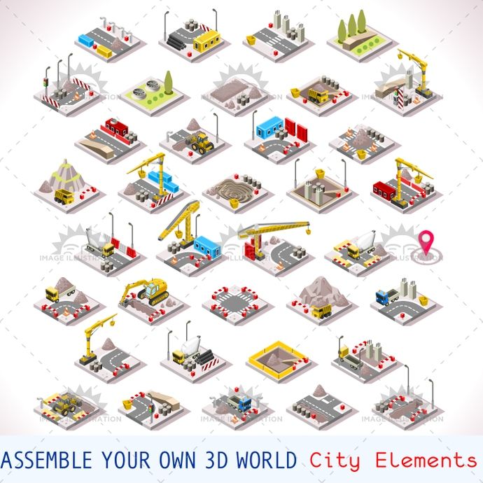 3d, app, building, business, cartoon, cement, city, collection, commercial, construction, crane, development, farm, game, heavy, house, illustration, infographic, isolated, isometric, landmarks, map, mega, megalopolis, mine, mixer, mockup, office, park, plan, project, real, roads, set, shop, sign, site, street, stylish, template, tiles, town, urban, vector, vehicles, web, white, work, yard