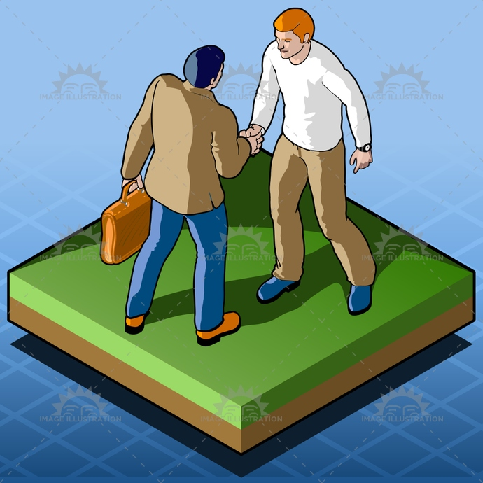 agreement, bargain, block, business, certification, construction, contract, delivery, employment, foreman, gesture, haggle, half, handshake, illustration, infographic, isometric, maintenance, manager, men, men at work, negotiate, people, plan, property, sale, startup, vector, worker