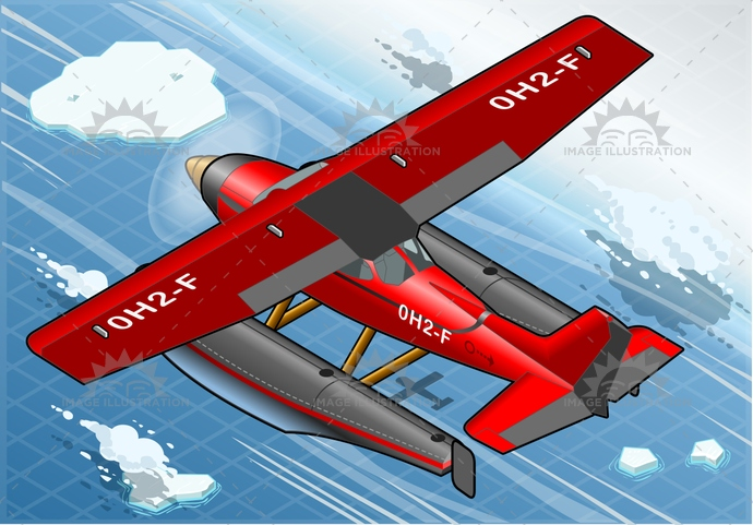 airforce, airplane, AirVehicle, arctic, aviation, aviator, background, cessna, CoastGuard, cold, flight, floater, fly, freeze, hydroplane, ice, iceberg, isolated, isometric, north, pilot, piper, plane, polar, seaplane, snow, transportation, wing, winter