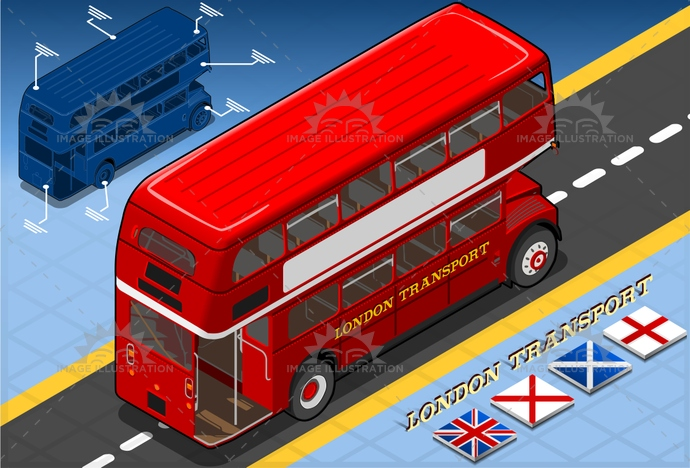 boarding, bus, deck, decker, double, drive, england, english, holiday, isolated, isometric, london, model, MotorVehicle, operating, outline, platform, publictransport, red, retro, road, routemaster, sign, speedy, supervision, symbol, tourist, traditional, transport, transportation, travel, uk, van, vehicle, view, vintage