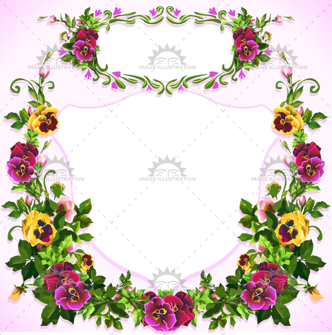 art, background, botanic, buquet, card, decor, decoration, design, element, floral, florist, flower, garden, gardening, home, illustration, isolated, label, natural, pansy, rustic, sketch, spring, stylish, summer, vector, vintage, watercolor, wedding, wildflowers
