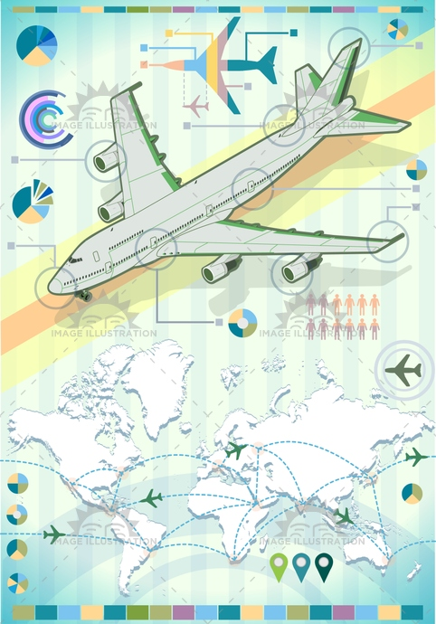 air, airplane, background, boeing, business, chart, cloud, cost, data, Diagram, figure, finance, fly, graph, graphic, histogram, icon, infographic, information, isolated, isometric, jet, percentage, presentation, rainbow, report, sign, travel, wing, world