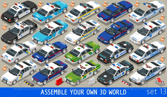 3d, american, app, auto, automobile, cars, city, collection, cop, country, cruiser, department, design, district, elements, flat, force, icon, illustration, industry, infographic, isolated, isometric, livery, low, military, motor, office, order, police, public, road, security, set, sheriff, squad, state, station, street, stylish, template, traffic, transport, urban, usa, vector, vehicle, web