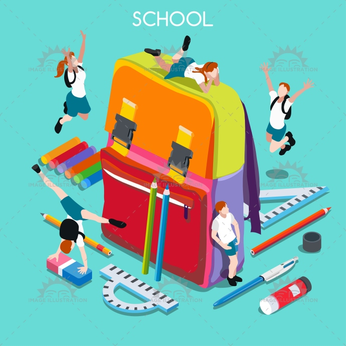 3d, advertising, app, back, backpack, banner, basic, brackets, bright, chancellery, child, class, collection, college, design, education, educational, elementary, elements, enjoyment, flat, great, happy, high, illustration, institution, instruction, isometric, junior, middle, ministry, multicolor, palette, paste, pencil, penknife, people, private, rubber, school, set, smock, students, stylish, teaching, template, vector, vivid, waxing, web