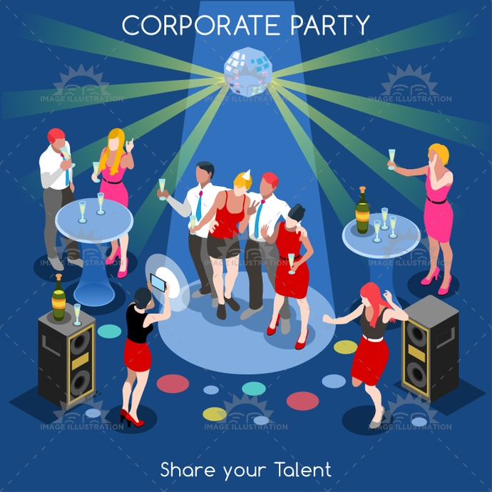 3d, app, bright, building, cartoon, celebrate, character, christmas, concept, corporate, dancing, disco, dream, event, fancy, female, flat, girl, girls, group, human, illustration, informal, isometric, late, man, manager, meeting, men, milestone, music, night, party, people, performance, relations, scene, selfie, startup, stylish, success, team, template, toasting, unchained, value, vector, web, xmas, young