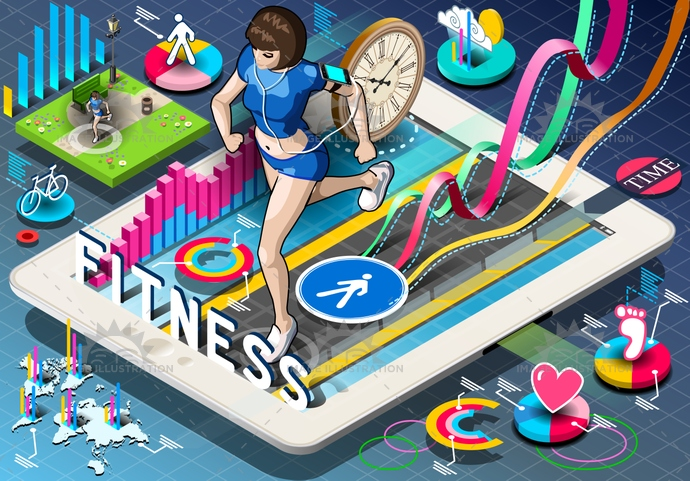 activity, athlete, background, business, exercise, fitness, girl, healthy, icon, infographic, isolated, isometric, jogging, lifestyle, marathon, media, mobile, network, people, runner, running, shoes, social, sport, tablet, training, woman, workout, young