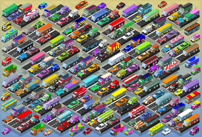 ambulance, army, bus, car, carrying, collection, delivery, drive, engine, firefighter, icon, illustration, infographic, isolated, isometric, mega, multicolor, police, sedan, set, symbol, transport, transportation, truck, van, vector, vehicle, web, wheel