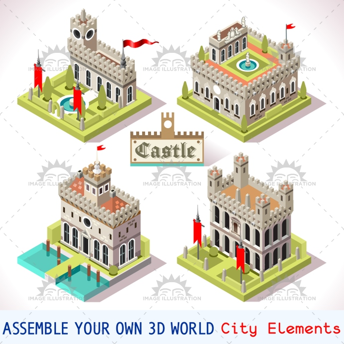 3d, app, architecture, building, castle, city, collection, development, discovery, elements, estate, europe, fantasy, farm, flat, florence, game, house, icon, illustration, insight, isometric, kingdom, knight, landmarks, management, map, medieval, mockup, online, pack, package, palace, play, private, puzzle, renaissance, set, siege, simulation, strategic, strategy, stylish, symbols, template, tile, tower, vector, village, web
