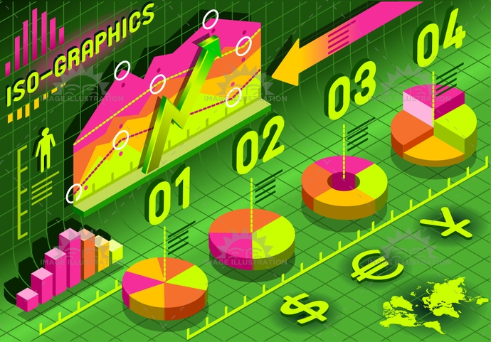 Africa, america, asia, australia, bar, blue, business, chart, concept, cost, curve, data, Diagram, dollar, euro, europe, figure, finance, graphic, green, histogram, icon, infographic, information, isolated, isometric, oceania, percentual, piechart, pink, presentation, report, sign, worldmap, yen
