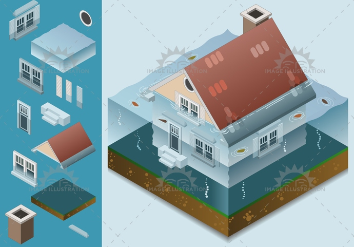 damage, danger, disaster, displaced, door, drought, ecologicaldamage, evacuation, fireplace, flood, floor, house, inundation, isometric, palace, pitchedroof, risk, roof, sand, terrain, tornado, tsunami, Typhoon, water, wave, wind, window