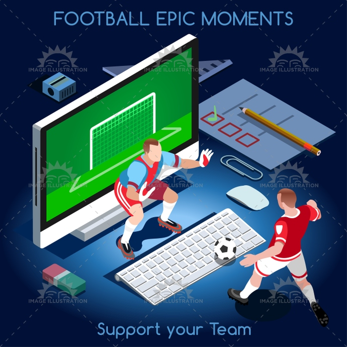 app, athlete, background, ball, betting, boy, championship, competition, computer, cup, desktop, device, epic, european, field, football, game, goal, goalkeeper, golden, green, icon, illustration, infographic, isometric, league, lineman, man, match, moment, national, online, passion, people, personal, play, player, score, shoot, soccer, sport, sprint, stadium, team, template, tips, vector, web, world