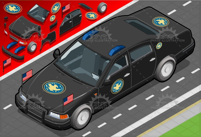 airport, Alertness, america, american, armored, assistance, car, control, governement, Headlight, isolated, isometric, limousine, one, order, politics, president, road, security, securitysystem, siren, state, street, Surveillance, transport, united, usa