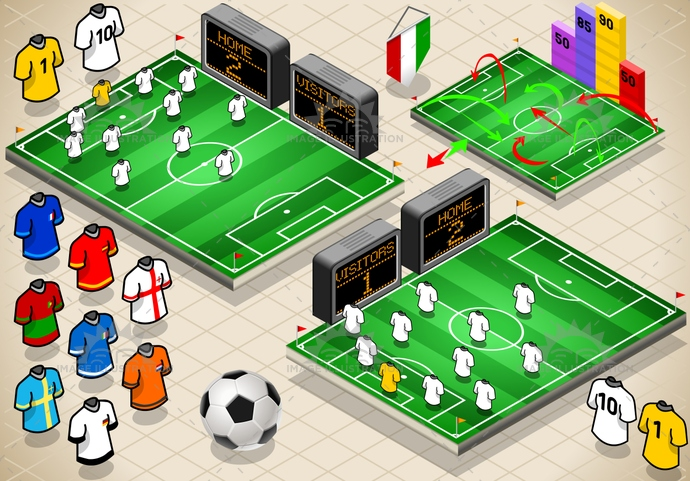 area, arrow, athletics, background, board, champions, championship, chart, competition, corner, europe, field, flag, football, game, goal, grass, green, ground, illustration, infographic, isometric, layout, league, line, match, orange, pitch, play, player, playground, score, set, soccer, sport, stadium, statistic, striped, terrain, track, uniform, white