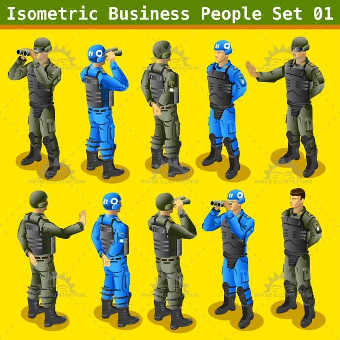 3d, armed, armor, army, battledress, binoculars, blue, camouflage, character, collection, corps, defense, design, flag, flat, freedom, game, gesture, guard, gun, helmet, illustration, industry, infantry, isolated, isometric, legion, male, man, mercenary, military, onu, package, patriot, patriotic, patrol, people, person, set, soldier, squad, stop, symbol, uniform, unit, unrecognizable, usa, vector, war