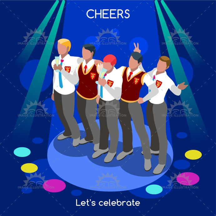 3d, app, bright, building, campus, cartoon, celebrate, character, christmas, college, concept, confraternity, dancing, disco, dream, event, fancy, female, flat, group, guy, human, illustration, informal, isometric, late, meeting, men, milestone, music, new, night, party, people, relations, scene, selfie, startup, stylish, success, team, template, toasting, unchained, value, vector, web, xmas, year, young