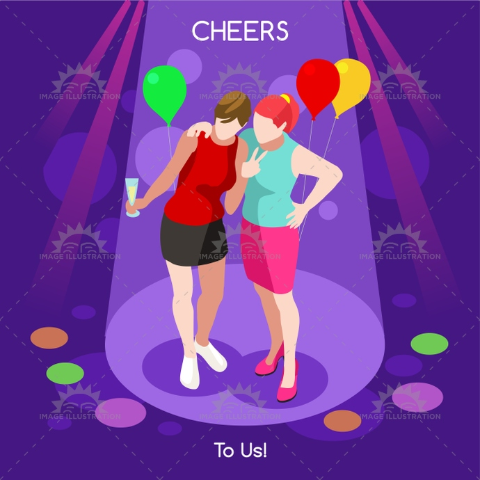 3d, app, bright, building, cartoon, celebrate, character, charity, christmas, college, concept, cotillion, dancing, disco, dream, event, fancy, female, flat, girl, girls, group, illustration, informal, isometric, late, meeting, milestone, music, new, night, party, people, performance, relations, scene, selfie, startup, stylish, success, team, template, toasting, unchained, value, vector, web, xmas, year, young