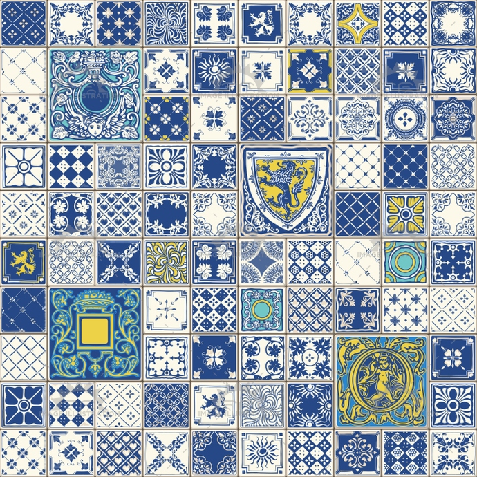 abstract, arabesque, azulejos, background, blue, brocade, ceramic, clipart, collection, color, cover, curly, decoration, decorative, design, elements, floor, floral, flowers, geometrical, Glazed, illustration, indigo, interior, moroccan, mosaic, oriental, ornamental, Painted, pattern, portugal, retro, set, spain, square, template, texture, tile, tiled, Tilework, Tin, traditional, vector, vintage, wall, wallpaper, web, wrapping