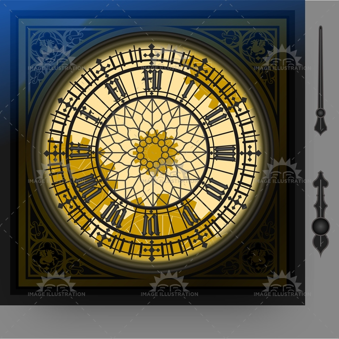 ancient, bigben, clock, ClockFace, Dial, england, gear, gold, london, magic, Monument, night, quadrant, retroilluminated, silouette, time, tower, vector, victorianstyle, VictoriaTower, watch