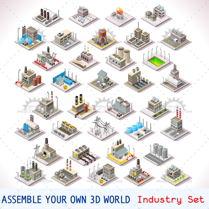 apartment, app, architecture, area, block, building, chain, city, cityscape, company, distribution, element, estate, facade, factory, flat, game, goods, graphic, high, house, icon, illustration, industry, infographic, isometric, management, manufacture, map, model, modern, new, oil, perspective, plant, production, road, site, street, structure, stylish, template, tile, town, urban, vector, warehouse, web, works