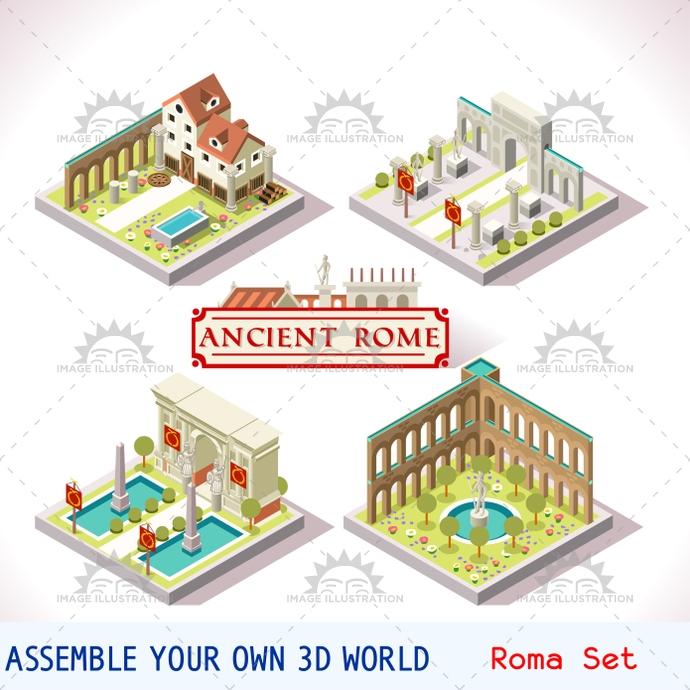 3d, app, architecture, battle, building, campaign, cesar, city, collection, development, discovery, elements, emperor, empire, epic, estate, europe, fantasy, flat, game, gladiator, house, icon, illustration, imperial, insight, isometric, landmarks, legion, management, map, mockup, online, pack, package, palace, play, puzzle, rome, set, siege, simulation, strategic, strategy, stylish, symbols, template, tile, vector, web