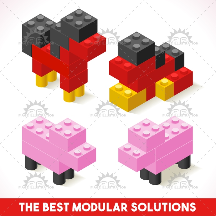 advertisement, animals, app, basic, best, block, bright, building, business, childhood, collection, colors, concept, customer, development, education, elements, farm, Horse, icon, illustration, isolated, isometric, kit, logo, modular, multicolor, pig, pink, plastic, play, presentation, red, retro, row, schema, service, set, slogan, solutions, structure, stylish, template, tile, toolkit, toy, vector, web, white