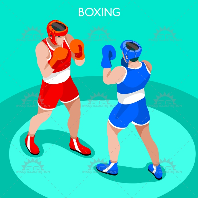 2016, 3d, advantage, athlete, background, boxe, boxer, boxing, cardboard, cartoon, champion, championship, character, competition, competitive, concept, flat, games, gloves, hanging, icon, illustration, infographic, international, isolated, isometric, kickboxing, logo, male, man, match, online, people, play, player, poster, ring, silhouette, sport, star, summer, symbol, vector, web, winner