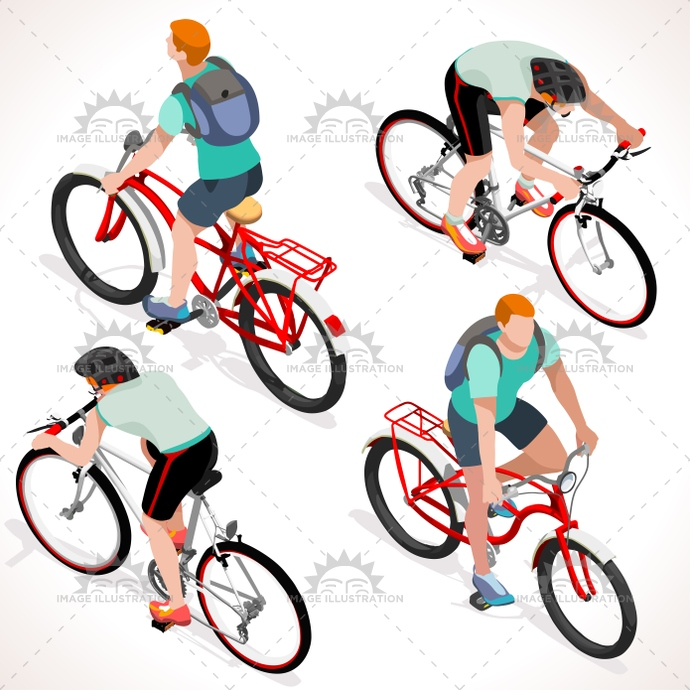 3d, 3D cyclist, 3D people, bicycle, bike, biker, biking, bmx, boy, cartoon, character, cycle, Cycling, cyclist, endurance, flat, flat people, illustration, isolated, isometric, isometric boy, isometric cyclist, isometric people, isometric student, lane, man, path, people, race, rider, riding, sport, street, student, style, summer sports, teen, tile, time, urban, vacation, vector, young