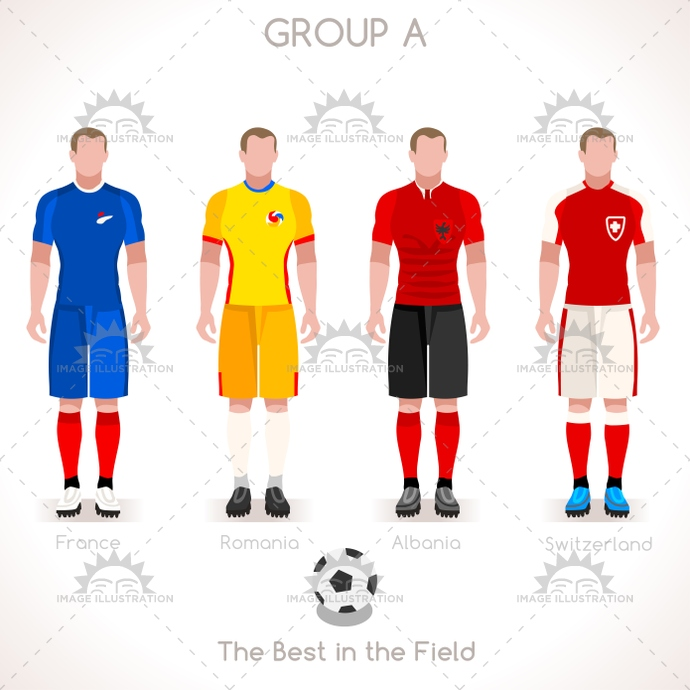 2016, 3d, albania, apparel, bet, champion, championship, chart, clothes, collection, countries, cup, euro, european, final, finalist, flag, flat, football, france, french, game, group, group a, icon, illustration, infographic, isolated, jersey, match, online, participating, people, player, qualification, qualified, romania, soccer, sport, stage, Switzerland, t-shirt, team, tournament, uefa, uniform, vector, web