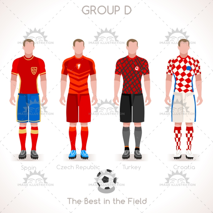 2016, 3d, apparel, bet, champion, championship, chart, clothes, collection, countries, croatia, cup, czech republic, euro, european, final, finalist, flag, flat, football, france, french, game, group, group d, icon, illustration, infographic, isolated, jersey, match, online, participating, people, player, qualified, soccer, spain, sport, stage, t-shirt, team, tournament, turkey, uefa, uniform, vector, web