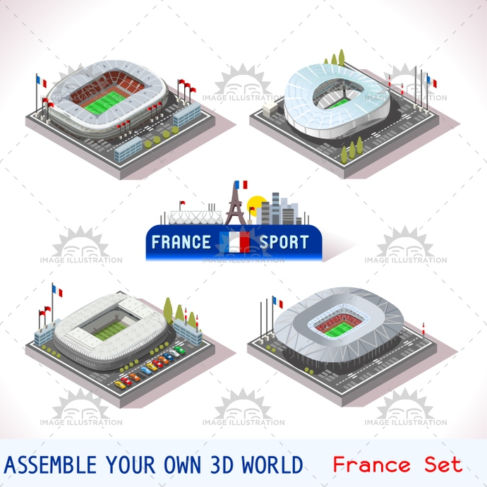 app, architecture, arena, athletics, betting, building, cartoon, championship, city, collection, competition, construction, court, cup, design, element, euro, european, facade, field, flat, football, france, front, game, house, icon, illustration, infographic, isometric, league, map, match, miniature, modern, para, paralympics, plan, set, soccer, sport, stadium, street, stylish, template, tile, town, urban, vector, web
