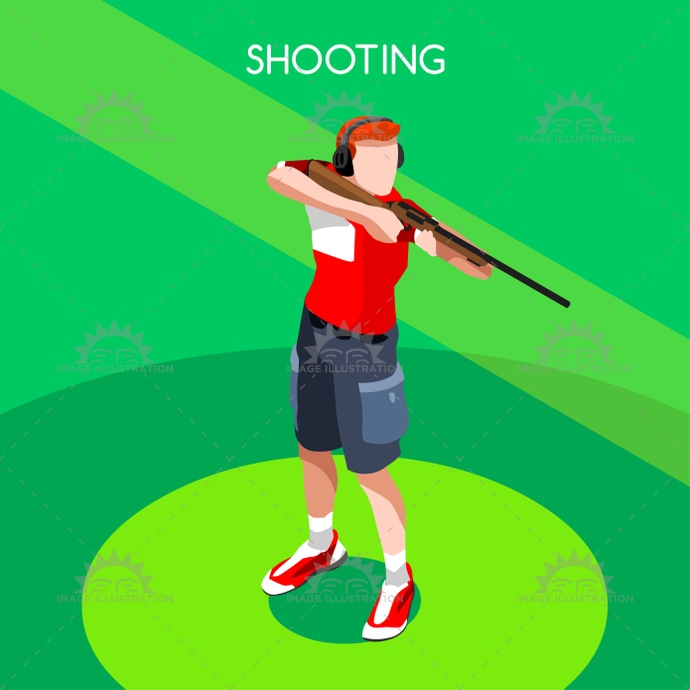 3d, advantage, athlete, automatic, background, bullseye, carbine, cartoon, champion, championship, character, competition, competitive, concept, design, flat, focus, games, goal, gun, icon, illustration, infographic, international, isolated, isometric, logo, male, man, online, people, play, rifle, shooter, shooting, shotgun, silhouette, sport, summer, symbol, target, vector, web, winner