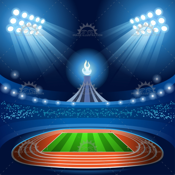 2016, app, arena, athlete, athletics, background, celebration, championship, concept, country, event, federation, field, flame, football, game, goal, group, gymnastics, icon, illustration, illustrative, infographic, international, layout, league, light, martial arts, match, multi-sport, night, nocturnal, official, ring, rugby, soccer, sport, stadium, summer, symbol, template, torch, vector, web, winner, world