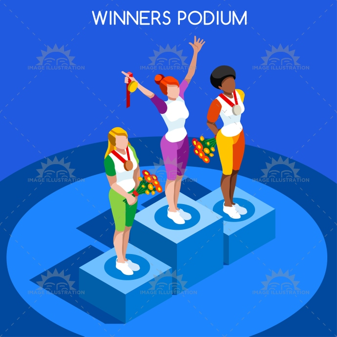 2016, 3d, advantage, athlete, athletics, background, business, cartoon, champion, championship, character, competition, competitive, concept, event, female, flat, games, girl, gold, gymnastics, icon, illustration, infographic, international, isolated, isometric, logo, martial art, medal, people, podium, prize, sailing, silhouette, soccer, sport, stand, summer, symbol, vector, web, winner, winning, woman, world