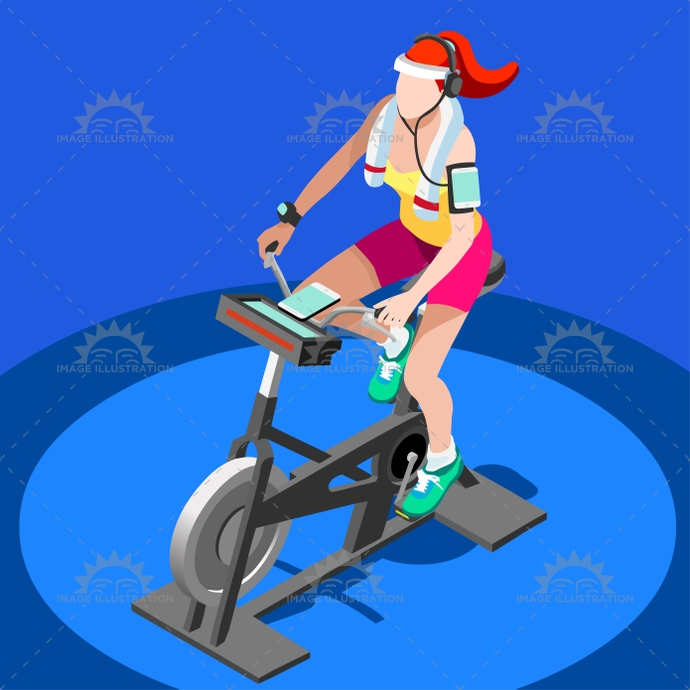 3d, activity, athlete, background, being, bicycle, bicyclist, bike, body, cardio, care, cartoon, center, character, class, course, Cycling, cyclist, equipment, exercise, fit, fitness, girl, gym, gymnasium, health, icon, illustration, indoor, infographic, isolated, isometric, machine, muscle, people, race, riding, silhouette, spinning, sport, stationary, template, track, training, treadmill, vector, web, woman, working out, workout