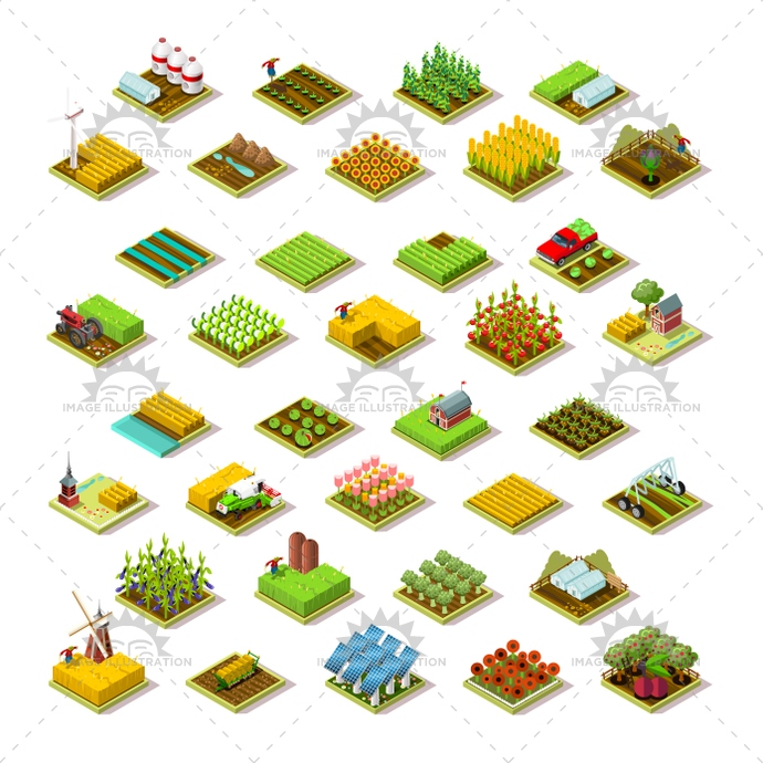 3d, agriculture, asian, barley, barn, building, collection, creative, design, farm, farmer, farming, field, fruit, game, green, harvest, harvester, hay, home, house, icon, illustration, indian, isolated, isometric, logo, market, old, rows, scene, set, shipping, silo, staff, symbol, tile, tool, tractor, vector, vegetable, vintage, wheat
