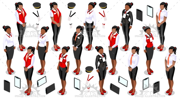3d, air, airline, area, attendant, buffet, butler, catering, chauffeur, cocktail, collection, concierge, creative, crew, crowd, design, element, female, flight, front office, girl, hostess, hotel, icon, illustration, infographic, isolated, isometric, limo driver, people, personal assistant, reception, receptionist, service, serving, set, staff, stewardess, valet, vector, waitress, woman