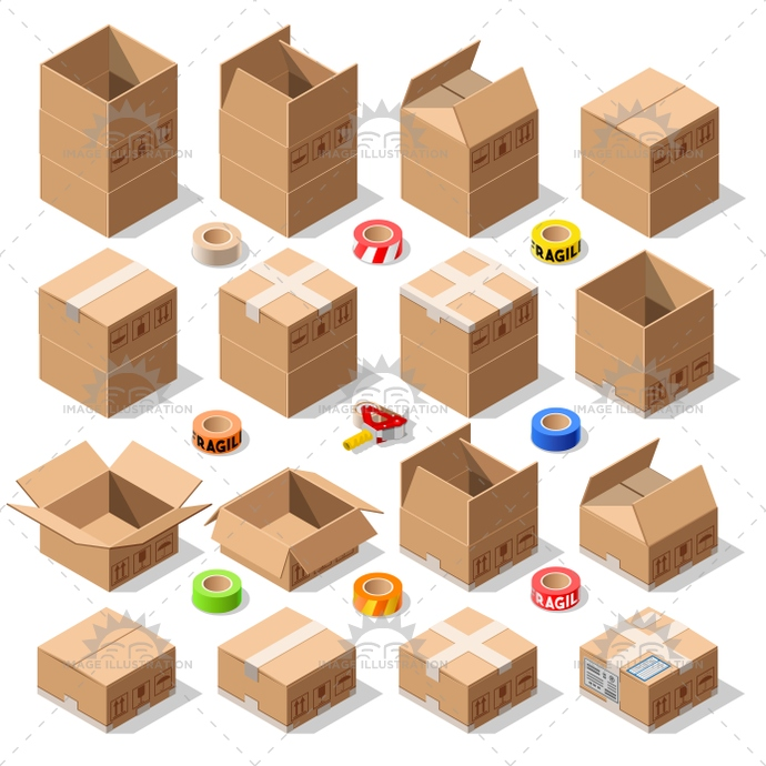 3d, app, background, big, box, cardboard, carton, christmas, collection, delivery, design, Diagram, dispenser, distribution, empty, ensured, flat, format, fragile, gift, goods, group, icon, illustration, infographic, isolated, isometric, kit, mail, moving, pack, package, priority, realistic, service, set, shipment, small, stylish, supplies, symbol, tape, template, toolkit, transportation, vector, warehouse, web, white, xmas