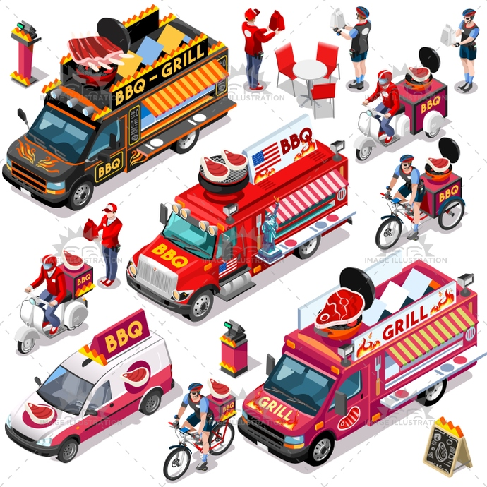3d, ads, advertise, away, barbecue, barbeque, bbq, bundle, car, client, collection, customer, delivery, distribution, door, family, fast, food, girl, grill, guy, home, icon, infographic, isolated, isometric, leaflet, man, meal, online, order, people, person, placard, process, service, set, shipping, site, standing, steps, take, takeaway, truck, van, vector, vehicle, web, white, worker