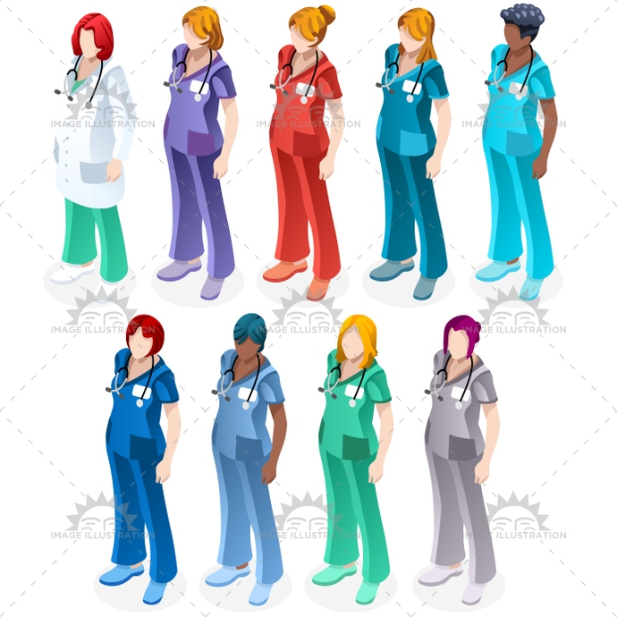 3d, black, blue, bundle, care, clinic, clinical, code, color, creative, design, doctor, female, flat, group, health, healthcare, Hospital, illustration, image, infographic, isolated, isometric, medic, medical, nurse, nursing, people, person, physician, physiotherapist, professional, scrub, senior, silhouette, staff, standing, station, stethoscope, surgeon, surgery, team, turquoise, uniform, vector, white, woman