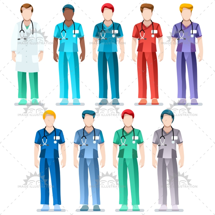 3d, black, blue, bundle, care, clinic, clinical, code, color, creative, design, doctor, flat, group, health, healthcare, Hospital, illustration, image, infographic, isolated, male, man, medic, medical, nurse, nursing, people, person, physician, physiotherapist, professional, scrub, senior, silhouette, staff, standing, station, stethoscope, surgeon, surgery, team, turquoise, uniform, vector, white, woman