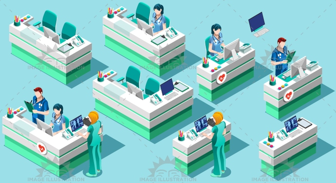 3d, black, blue, bundle, care, clinic, clinical, code, color, creative, design, doctor, female, flat, group, health, healthcare, Hospital, illustration, image, infographic, isolated, isometric, male, man, medic, medical, nurse, nursing, people, person, physician, professional, scrub, senior, silhouette, staff, standing, station, stethoscope, surgeon, surgery, team, turquoise, uniform, vector, waiting, white, woman