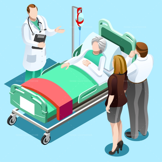 3d, assistance, bed, blood, care, character, clinic, clinical, clinician, concept, cure, diagnose, disease, doctor, drugs, examination, examine, facility, family, geriatric, heal, health, healthcare, healthy, Hospital, hospitalized, ill, illness, infographics, injured, interior, isometric people, life, man, medic, medical, medication, medicine, nursing, patient, recovering, research, resting, senior, sick, specialist, staff, treat, treatment, vector